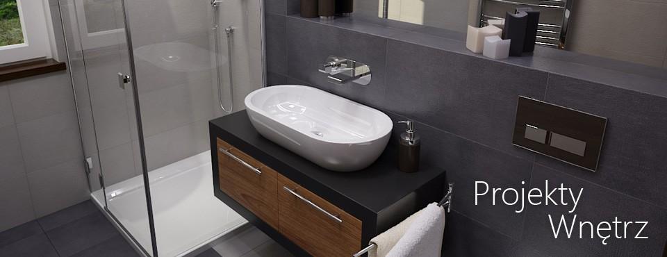 Projekt łazienki Poznań